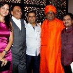 tanisha singh,c g patel ,yogesh lakhani,baba ji 7 mahesh