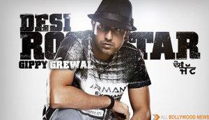 Desi rockstar Gippy Grewal makes his Bollywood debut