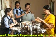 Kamal Hassan's Papanasam releases on July 3rd