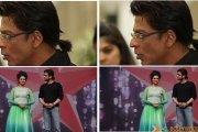 Karan Patel's look inspired by ShahRukh Khan