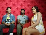 Varun Dhawan, Shraddha Kapoor and Remo