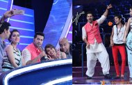 Varun goes Deewane for the Indian Idol Contestant