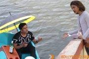 Radhika Apte and Ravi Kishan to become Romeo and Juliet in Bombairiya