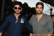 Sidharth Malhotra has saved unique names for Akshay Kumar and Fawad Khan on his phone
