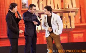 Will Salman show his first production to Shahrukh and Aamir His new friends