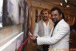 suraj laheru and Anees Bazmee