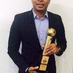 Shrikant Bhasi of Carnival Cinemas bags Outstanding Achievement Award
