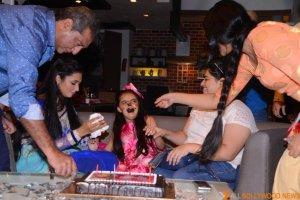 Ruhaanika Dhawan brings in her real birthday with Ishima (17)