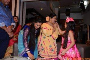 Ruhaanika Dhawan brings in her real birthday with Ishima (18)