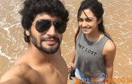 Abigail Pande Removes Time From Her Nagarjun Shoot To Spend Time With Boyfriend
