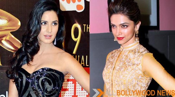 Katrina Kaif Does Not Want To Work With Deepika Padukone