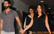 Shahid Kapoor And Wife Mira