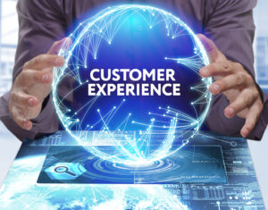 virtual display of the future: Customer experience
