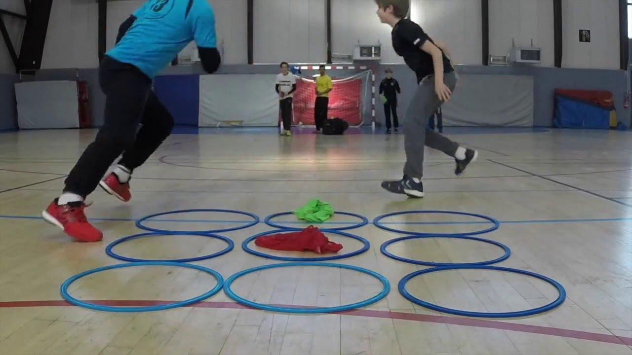 Esercizi: riscaldamento e divertimento