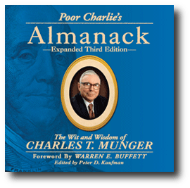 Poor Charlie's Almanack by Charlie Munger | Book Summary and PDF