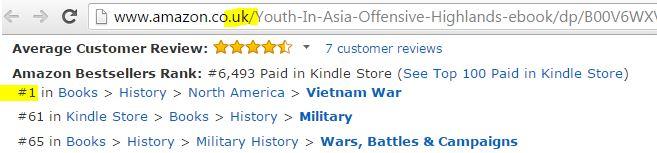 #1 bestseller list Amazon UK, UK best seller list