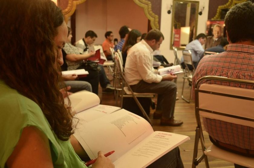 Writing workshop, writing seminar, writing class