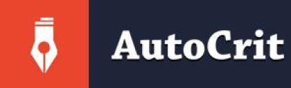 AutoCrit banner