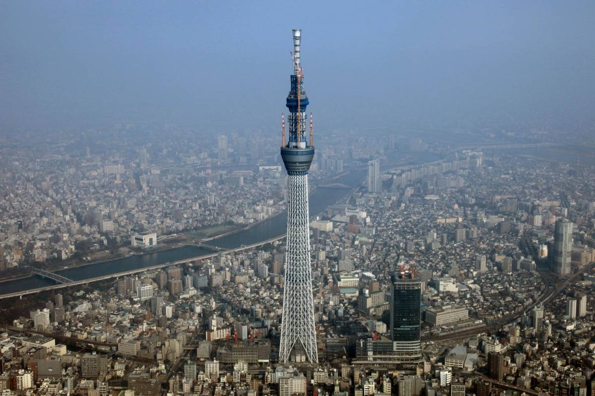 tour les plus hautes du monde