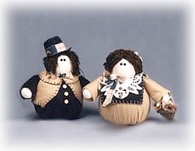 roly poly pilgrims craft
