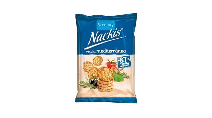 Nackis receta mediterránea