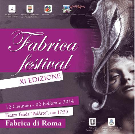 locandinafabbricafestival