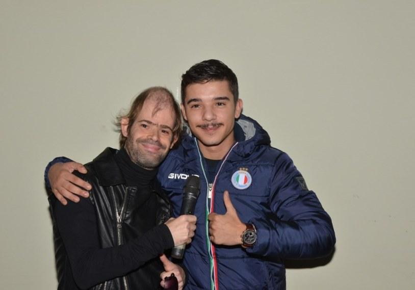Simone Bianchi e Moreno