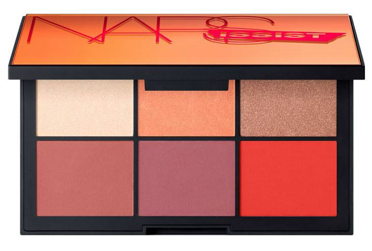 NARS NARSissist Unfiltered Cheek Palettes at Sephora