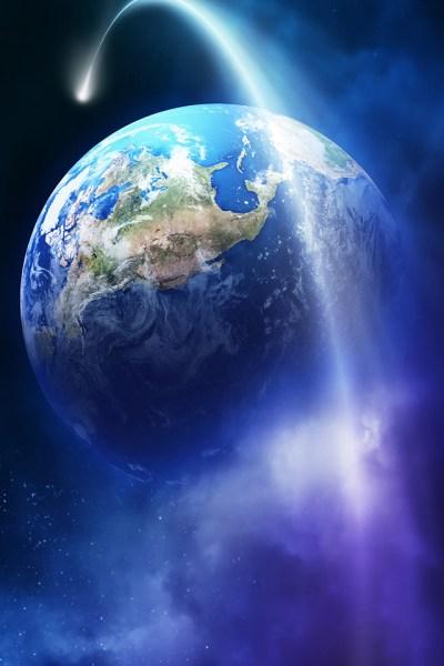 Earth Fantasy iPhone Wallpaper HD
