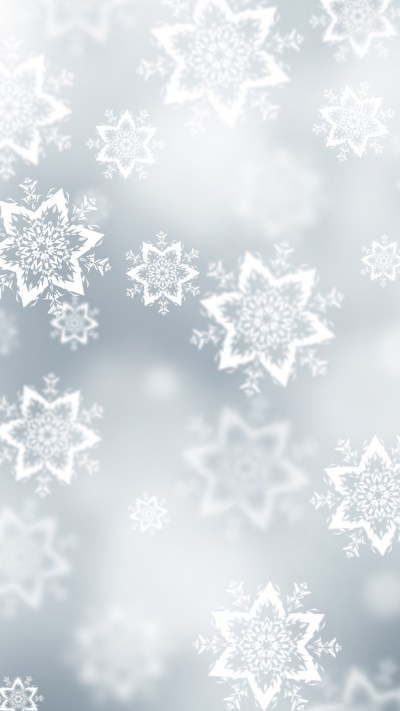 Snow Abstract iPhone Wallpaper HD