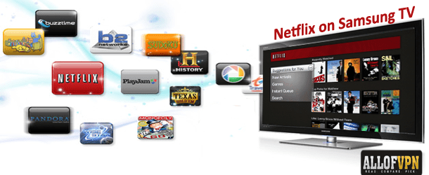 Netflix on Samsung Smart TV