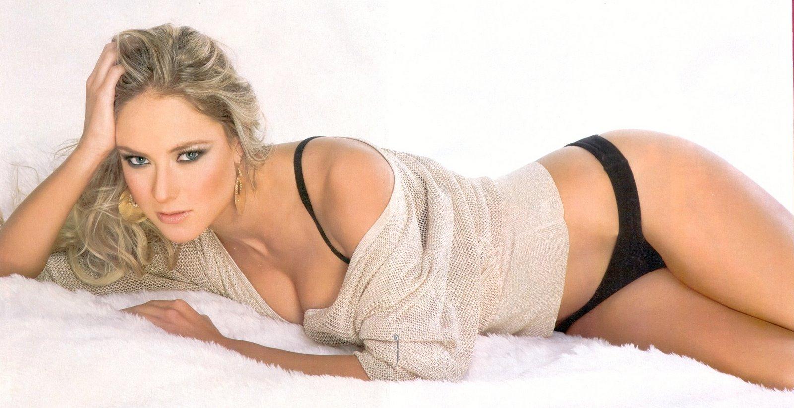 Hottest espn female sportscasters sex porn images for Daniela villa modelo