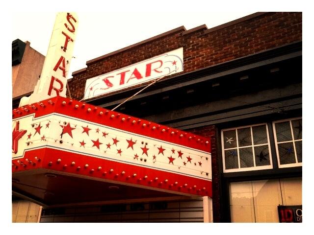 The Star Theater in Berkeley Springs, WV