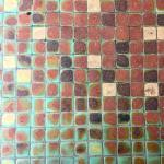 Beautifully worn tiles in Washington DCs Dupont Circle neighborhood wabisabihellip