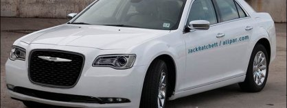 2015 Chrysler 300C