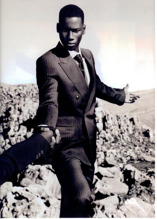 David Agbodji for GQ Style