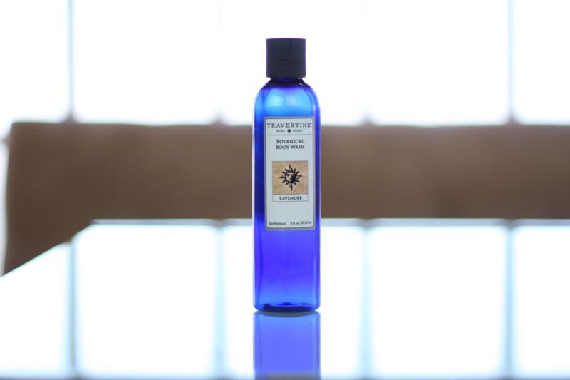The Lavender Body Wash