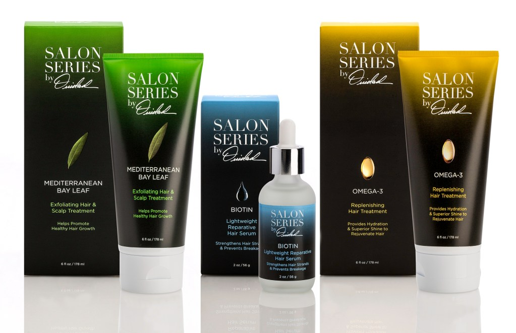 The Salon Series by Ouidad