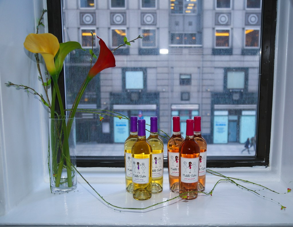 Middle Sister Wine at Flavor's Night Out (Photo by Katherine Angelique)