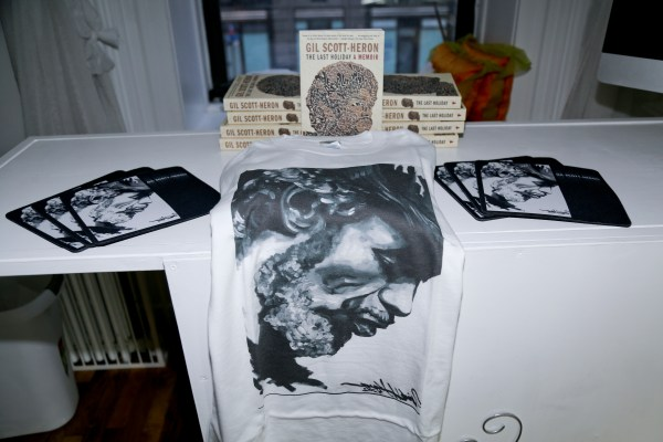 The Last Holiday by Gil Scott-Heron at Flavor's Night Out (Photo by Katherine Angelique)