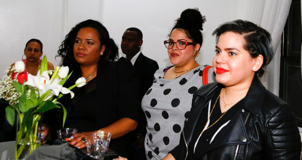 Flavor's Night Out Attendees (Photo by Katherine Angelique)