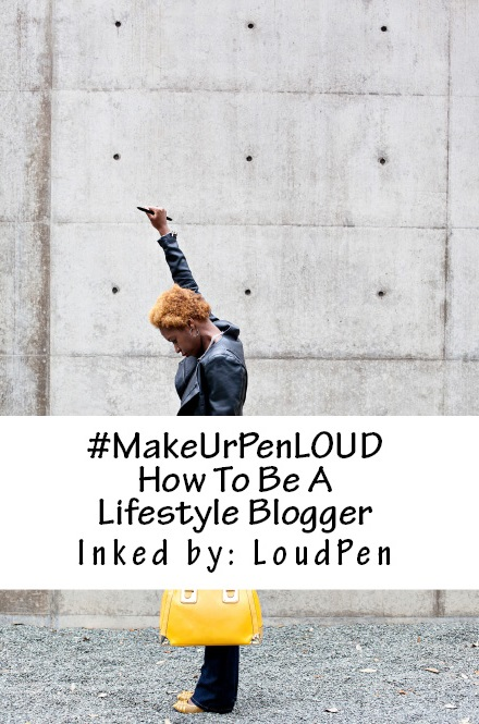 #MakeUrPenLOUD: How To Be A Lifestyle Blogger Inked by LoudPen (Photo credit: Megan Weaver)