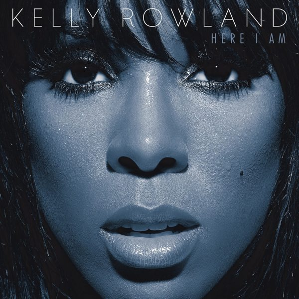 """Kelly Rowland """"Here I Am"""" Album Cover"""