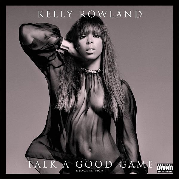 "Kelly Rowland ""Talk A Good Game"" Album Cover"