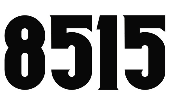 8515 (Logo by Cacha` Lopez)