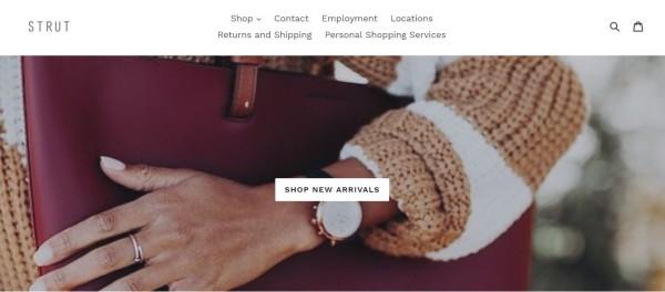 Strut (Image from shopstrut.com)