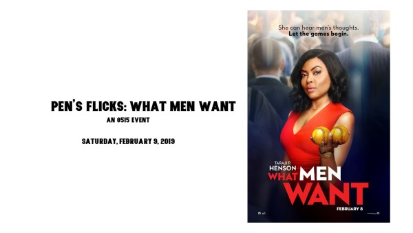 Pen's Flicks: What Men Want