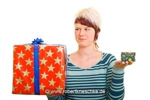Geschenke vergleichen