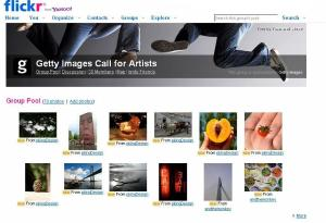 Flickr-Getty-Images-Call-for-Artists