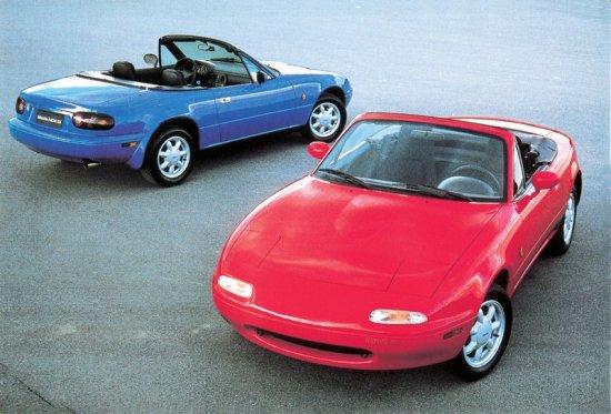 Mazda MX-5 NA / Bild: Mazda
